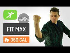 TREINO INCRÍVEL PARA PERDER BARRIGA FIT MAX - Movimentos de Muay Thai e Boxe Coreografados na Música