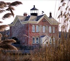 Saugerties Lighthouse | New York | Lighthouses You Can Sleep In