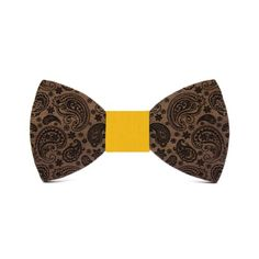 La pajarita de madera de alta clase.  INFORMACIÓN ADICIONAL Pajarita hecha en madera de nogal.  115mm x 60mm.  Nudo intercambiable Fashion, Tie Dye Outfits, Walnut Wood, Bow Ties, Knots, Upcycling, Accessories, Moda, Fashion Styles