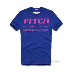 Abercrombie & Fitch Since 1892 Miehet Lyhyt T-Paidat Vaaleanpunainen Sininen Tartu toimeen ostaa halpaa Abercrombie & Fitch paidat suuri alennus ja erinomainen laatu, ilmainen postitus.
