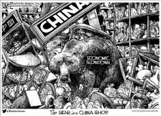 The Bear in a China Shop