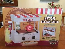 Nostalgia Electrics-Old Fashioned Hot Dog Roller Grill-New In Box Price: USD 31.9639   UnitedStates