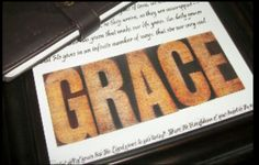GRACE AND MERCY!  Grace is defined as the free and unmerited favor of God, as manifested in the salvation of sinners and the bestowal of blessings. The definition of mercy is compassionate or kindly forbearance shown toward an offender, an enemy, or other person in one's power; compassion, pity, or benevolence. Though we have offended Jesus by sinning against Him, He still loves us and continues to bless us. This however is not permission to continue sinning. God has a great love for us and…