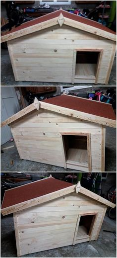 In the recycling wood pallet options, you can even choose with the idea where you can set your outdoor area of the house with the pet house. This can stand out to be ideal option for you if you want to give your pet a comfortable place to settle down. Adding rustic wood pallet into it can look much more mesmerizing.