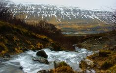 https://flic.kr/p/r4vVQA | Exploring Iceland once more and feeling like the only human beings around | Today we decided to brave the outrageously stormy weather with whipping rain and gales up to 20m/s and set out to revisit some of our favourite places. Here a view back from the waterfall at Skalholt near Glymur over the mountains of Hjarðarholt and Meðalfells
