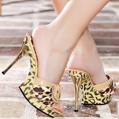 Mules women Camel heels  MODATOI