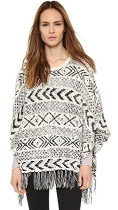 Women's Campbell Poncho
