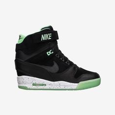 premium selection ab33c 97a48 Be still my heart - Nike Air Revolution Sky Hi Womens Shoe. Nike Shoes For