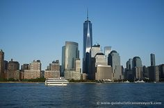 Disfrutando de unas preciosas vistas de Financial District desde @circleline42nyc #nuevayork #manhattan #financialdistrict #oneworldobservatory #circleline #circlelinecruise #crucero #newyork #newyorkiloveyou #newyorkcity #barco #hudson #nyciloveyou #instacool #instatravel #igers_nyc #igers_newyork #picoftheday #nofilter #nyclovers #nycdotgram #unlimitednewyork
