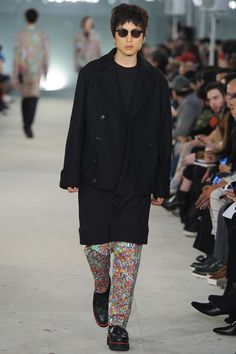 Casely-Hayford Fall 2016 Menswear Collection Photos - Vogue