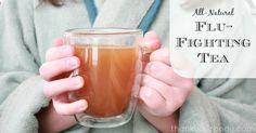 Recipe: Flu Fighting Tea