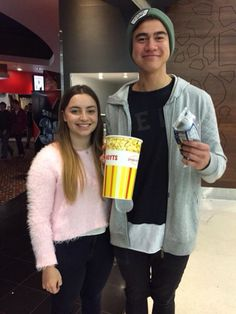 Calum with a fan in Perth