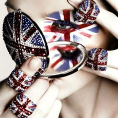 Union Jack jewelry by Butler & Wilson