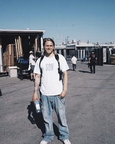 Hot White Guys, Sons Of Arnachy, World Handsome Man, Anarchy Quotes, Sons Of Anarchy Motorcycles, Sons Of Anarchy Samcro, Jax Teller, Thing 1, Charlie Hunnam