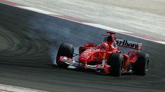 Michael Schumacher, Sakhir 2004, Ferrari F2004