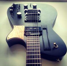 007 Manson Guitar