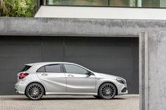 Mercedes Classe A Laterale