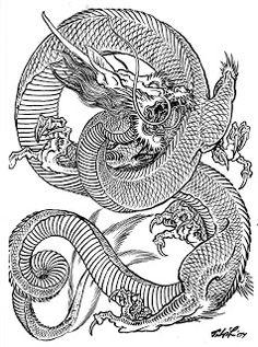 Criarti: Dragões de Filip Leu.