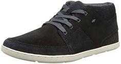 Boxfresh CLUFF UG WXD SDE/SDE DK SHW/CHRM YEL Herren Hohe Sneakers - http://on-line-kaufen.de/boxfresh/boxfresh-cluff-ug-wxd-sde-sde-dk-shw-chrm-yel-herren