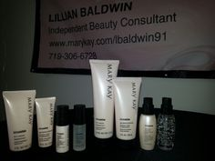 Timewise set's for your every day skin care needs...also in the mini size.