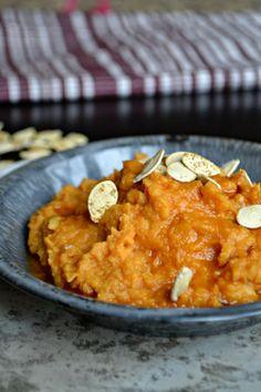 Bakeaholic Mama: Pumpkin Hummus