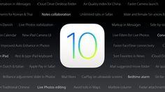 iOS 10 disponível para download    A Apple depois de muitas semanas de betas disponibilizou o iOS 10 para download que traz como principais mudanças principalmente a nível de notificações e algumas aplicações que foram repaginadas como a aplicação Messages. Além disso houve algumas aplicações que foram redesenhadas também apareceram novas funções como a app Home que permite controlar todos os dispositivos do HomeKit o ecrã de bloqueio também sofreu algumas mudanças nomeadamente a interface…