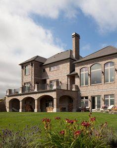 Exterior, French Country, Views: Avgerakis Collaborate + Design + Build: Joe Karman Architecture