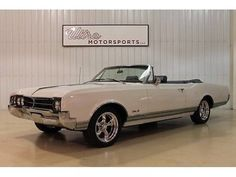 1966 Oldsmobile Delta Eighty Eight Convertible
