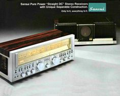 Classic Receivers Sansui G-33000 (1978) http://www.1001hifi.com/classic-receivers.html
