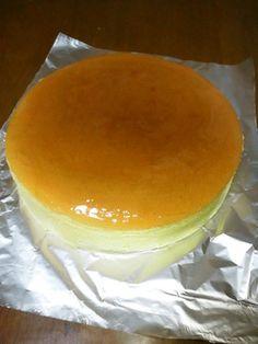超簡単!スフレチーズケーキ souffle cheese cake easy receipe