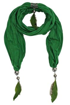 Necklace scarves are what everyone is talking about. Be one of the first to own…