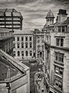 Trinity Street : Dame Street : Dublin : Ireland