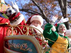 The 89th Annual Macy's Thanksgiving Day Parade via @USATODAY