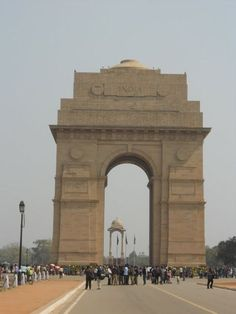 Spend 3 days in Delhi India. Find out about things to do in Delhi. Experience what to do in Delhi in 3 days. India Gate, India India, Delhi India, Amazing Places In India, Incredible India, Visit Thailand, Thailand Travel, Travel Around The World, Around The Worlds