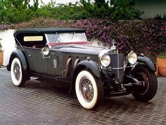 SS Touring '1930