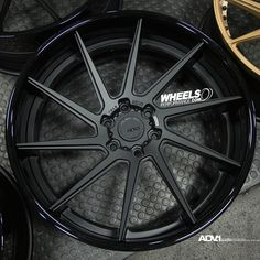 "ADV.1 ADV10R Deep Concave CS with ""Hidden Hardware"" in 24x10 