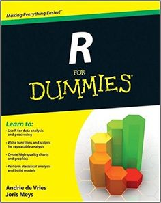 Buy R For Dummies by Andrie de Vries, Joris Meys and Read this Book on Kobo's Free Apps. Discover Kobo's Vast Collection of Ebooks and Audiobooks Today - Over 4 Million Titles! Step Workout, Data Structures, Programming Languages, Computer Technology, Getting To Know You, Data Visualization, Just Giving, Reading Online, Books Online