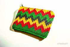 Colourful wallet - AFRIKRAAFT