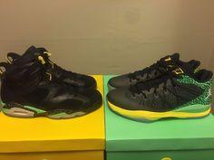 f8e8f508599c24 Nike Air Jordan Brazil Sz Chris Paul World Cup Black Yellow