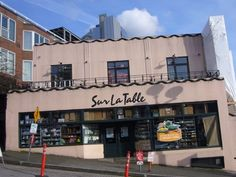 Sur La Table - favorite kitchen store - started in Seattle Seattle Sights, Seattle Travel, Seattle Washington, Washington State, Sound C, Pike Place Market, Trip Planning, Places Ive Been, Cooking Supplies