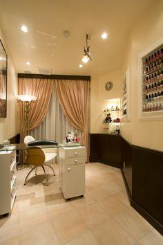 Hair Salon Riku|設計・デザイン実績|美容室|WHATS Inc./株式会社ワッツ