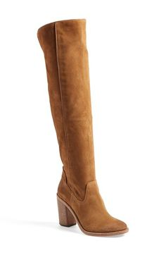 Dolce Vita 'Ohanna' Over the Knee Boot (Women) (Nordstrom Exclusive) available at #Nordstrom