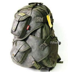 Climbing Bags Realistic Men Outdoor 720d Sports Single Shoulder Military Camping Hiking Bag Sports Waist Bag Chest Body Man Shoulder Tactical Backpack Bracing Up The Whole System And Strengthening It