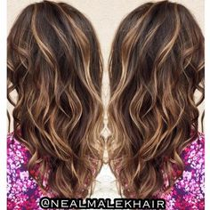 FORMULA: Classic Caramel Lites Courtesy Balayage and Babylights | Modern Salon