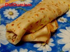 Pâte à crêpes inratable