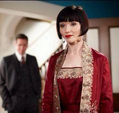 Phryne Fisher & Inspector Jack Robinson ~ Miss Fisher's Murder Mysteries