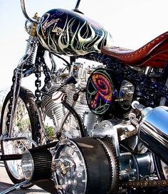 Epic Firetruck's Motor'sicles ~