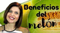 Beneficios del melón 🔝
