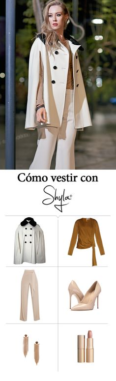 #ShylaMx #Chamarras #FallWinter #Jacket #Look #Abrigos #Woman #FashionTip #Fashion #Moda #Mujer #Ciudad #México #Coat #OOTD #Outfit #Inspiración #Beige #Capa