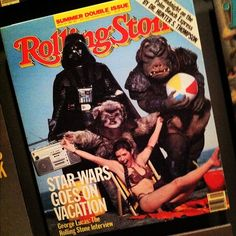 Happy #StarWarsDay - May the Fourth be with you! Check out our August 4, 1983 cover: